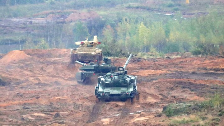 Западные СМИ: У смертоносной армии России конкурентов не предвидится