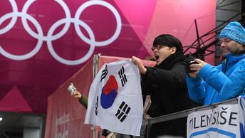 Когда все против нас, русские смеются - Пхенчхан уже не Олимпиада, а рейтинг анекдотов