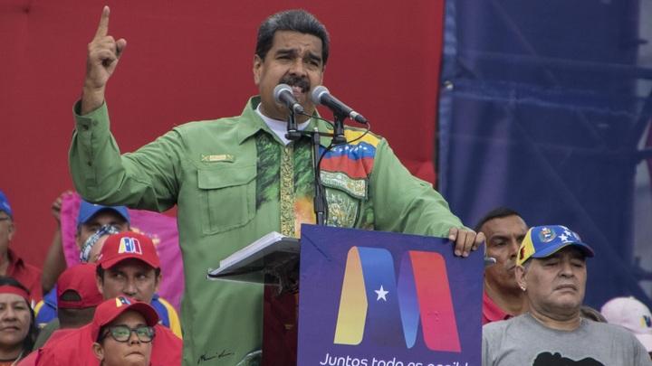 Бразилия под запретом, на очереди – Колумбия: Мадуро объявил спецрежим на границах