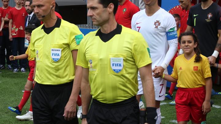 «На это есть причины»: ФИФА «отцепила» русского арбитра Карасева от судейства на ЧМ-2018