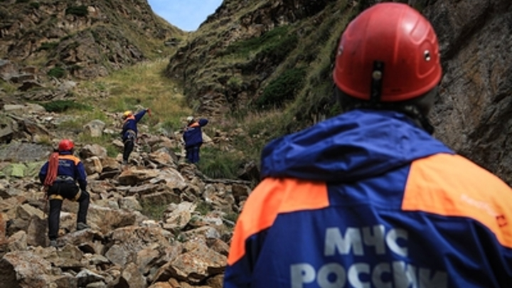 В горах Челябинской области 44 туриста потеряли десятилетнего мальчика