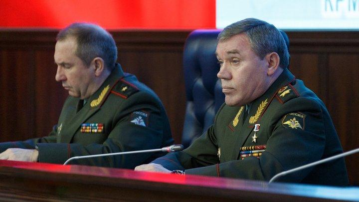 На фоне подготовки альянса к конфликту: Начальники генштабов России и США встретились в Швейцарии