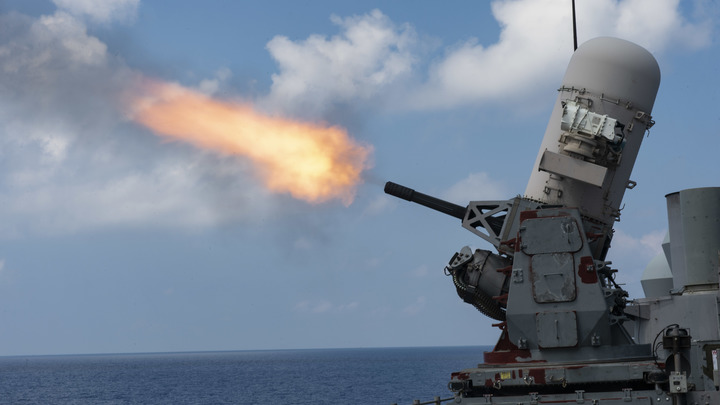 Длительная война с Россией оказалась не по зубам флоту США