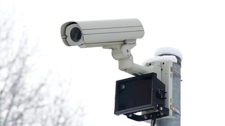В Челябинске за посетителями парков наблюдают по видеокамерам
