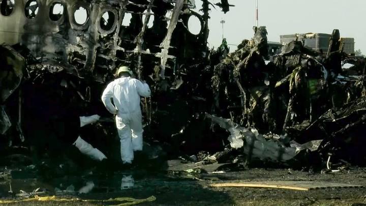 Пассажиры отказались лететь наSSJ-100 изУльяновска в столицуРФ
