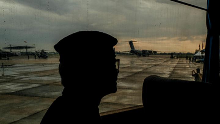 Самолёты администрации США увидели вХельсинки