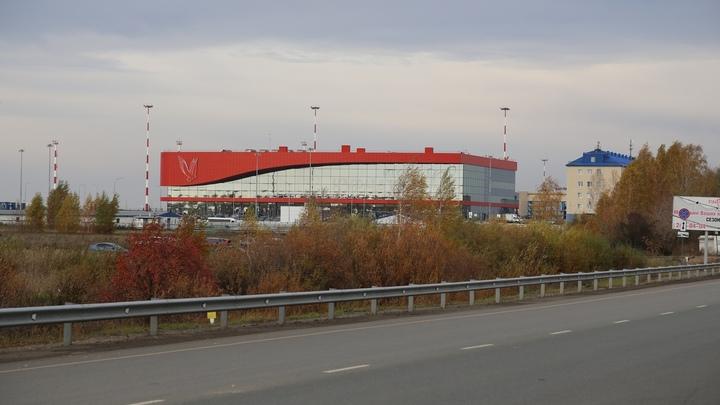 В Челябинске экстренно приземлился Superjet, летевший в Москву
