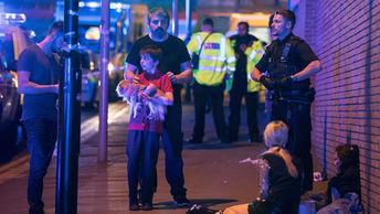 Взрыв на Манчестер Арене: Онлайн-трансляция
