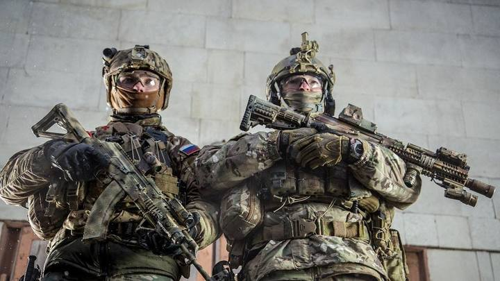 Спецназ ФСБ уничтожил в горах Дагестана троих террористов