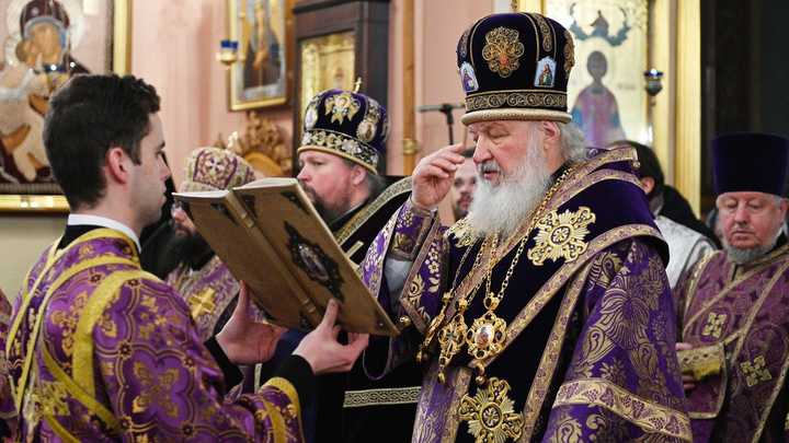 Шестой день Великого поста. Церковный календарь на 20 марта