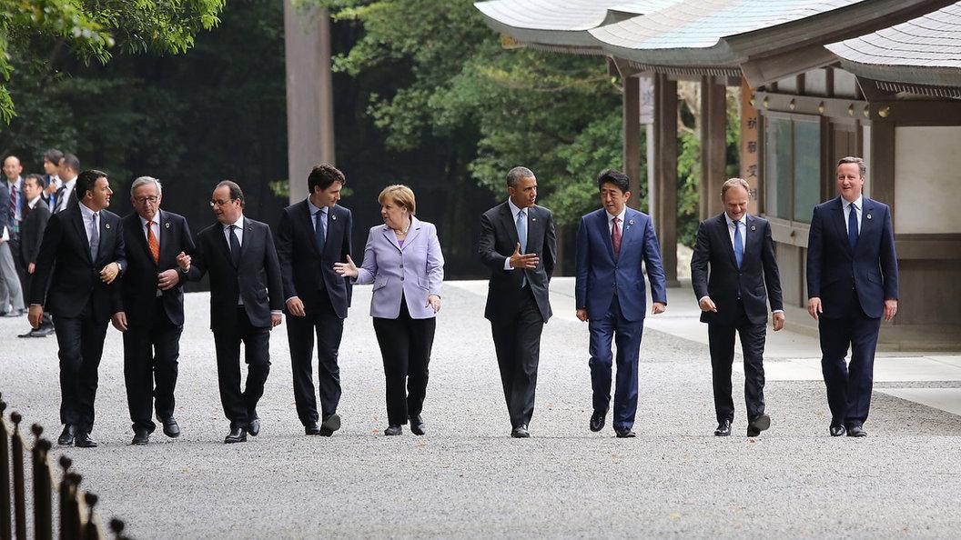 Западная политика санкций зашла в тупик