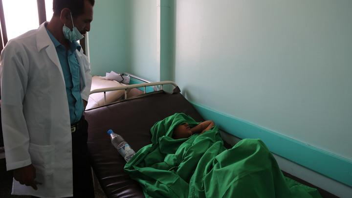 Эпидемия холеры в Йемене: Болезнь унесла жизни 1,3 тысячи человек