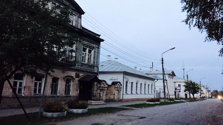 Улица Кириллова