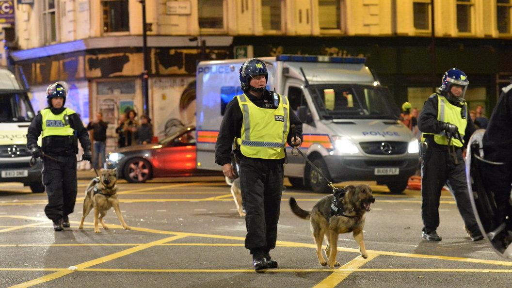 Взрыв электронной сигареты привел к эвакуации вокзала в Лондоне