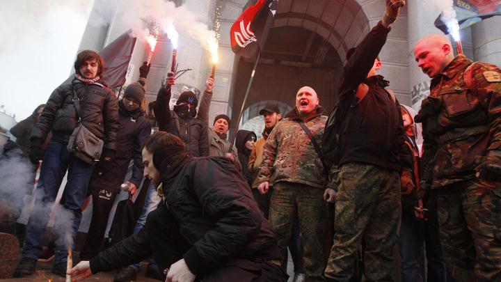 """""""США и пещерный национализм"""": Россия призвала Штаты не поддерживать киевских экстремистов"""