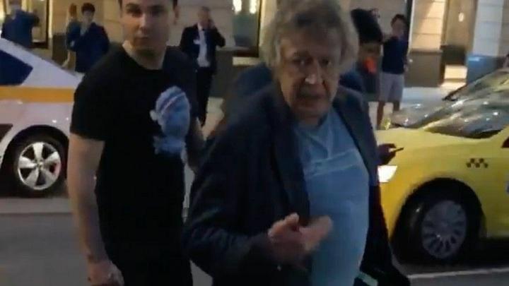 Таинственный пассажир в авто Ефремова подал голос: Мне есть что сказать