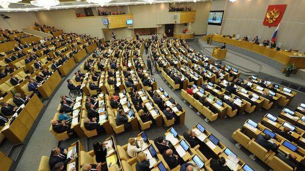 Автор «Гимна стерве» утверждена Госдумой на пост главы комитета по культуре