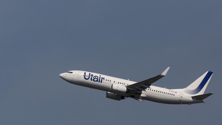 Всё дело в закрылках: СМИ сообщили, почему самолёт Utair вернулся во Внуково