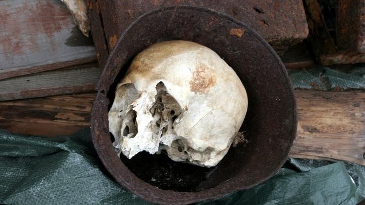 Разорили братскую могилу? Адыгеец купил землю для огорода и обнаружил в ней останки людей