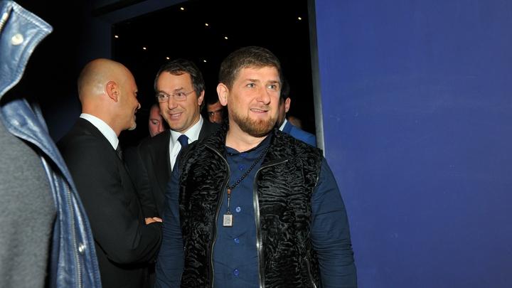 Кадыров рассказал, какой прием ждет Навального и Ко в Чечне