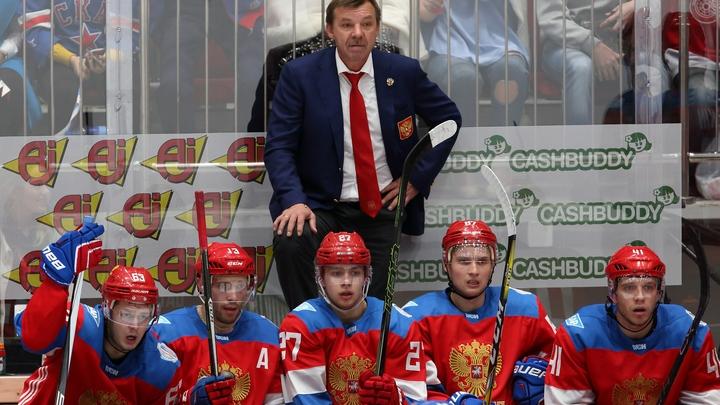 Чехия встает на защиту российского хоккея