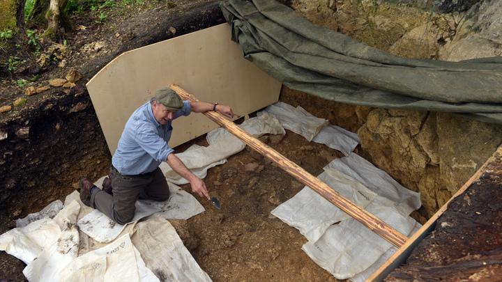 Археологи недоумевают, почему прах древнеримского героя хранился в кухонном горшке