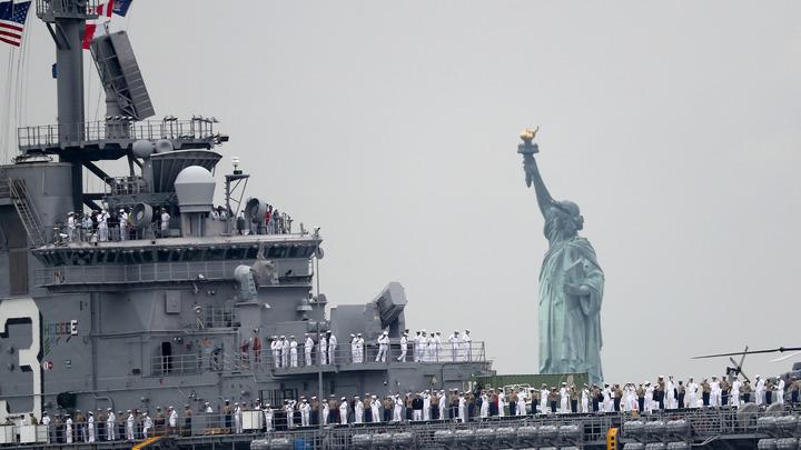 ФлотСША готов хоть на следующей неделе нанести ядерный удар по Китаю
