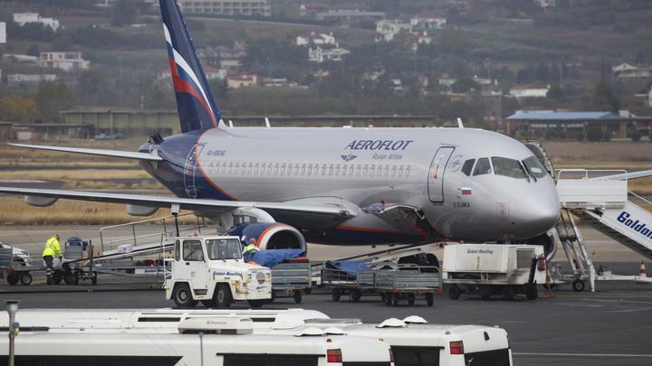 Самолета не будет: Аэрофлот отменяет рейс в Рим и обратно