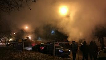 Ростехнадзор назвал три причины аварии ТЭЦ-23 в Москве