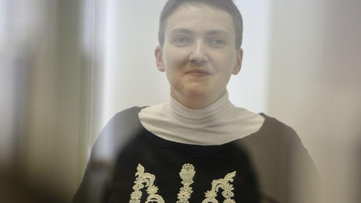 Савченко не смогла пройти проверку на детекторе лжи
