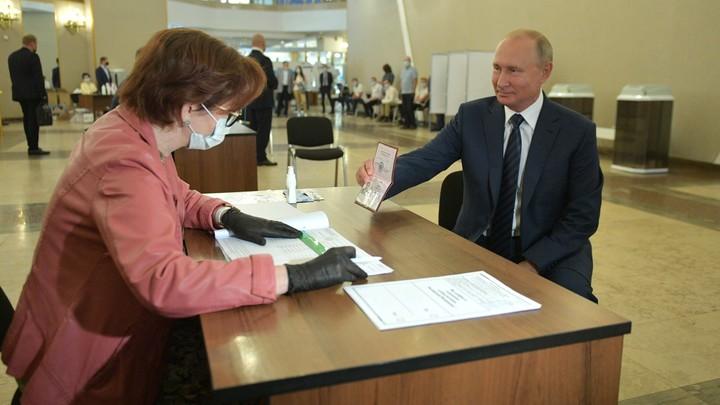 Путин проиграл: В The Washington Post рассказали о результатах референдума