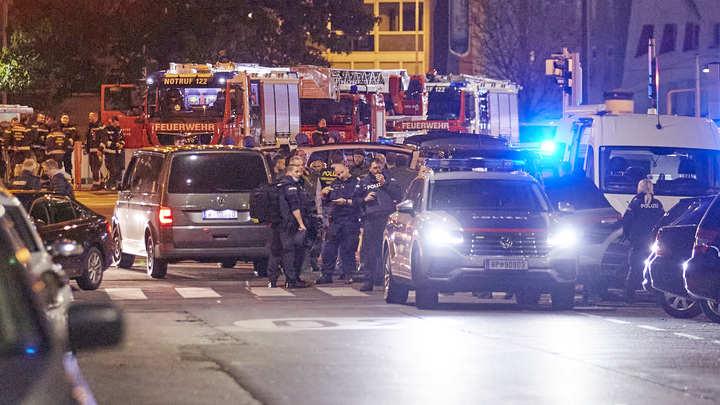 Самый тяжёлый день для Австрии: Нападавший в Вене оказался связан с международным терроризмом