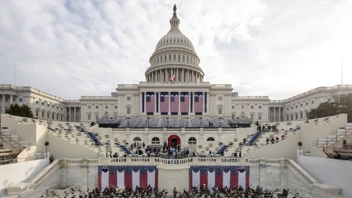 Это и будут настоящие политические заключённые: Володин указал на бревно в глазу США