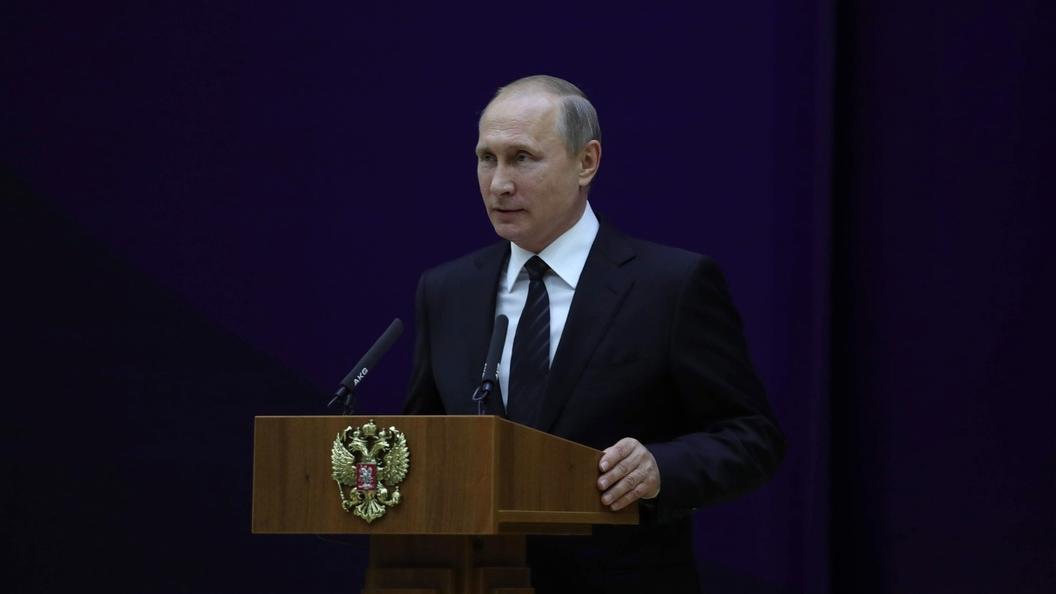 Путин утвердил поправки в бюджет-2017