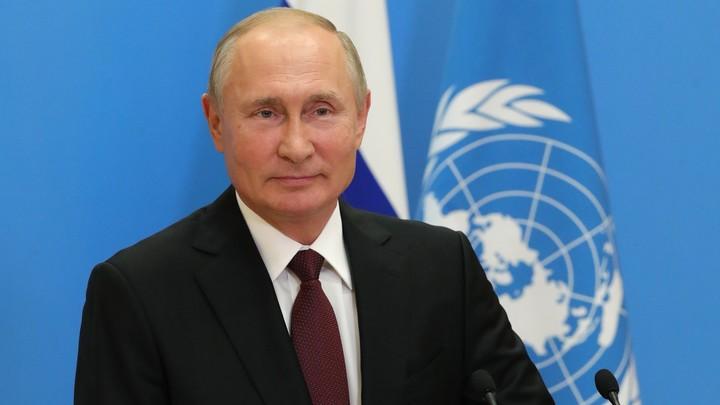 Альтернативное выступление Путина в ООН: 3 инфаркта, 2 инсульта, 4 обморока