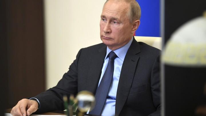 Звание за час: Врио начальника госпиталя в Калининграде повысили прямо на совещании с Путиным