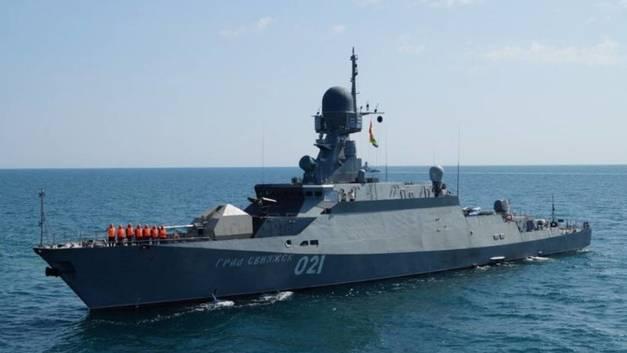 В состав ВМФ России до конца года войдут 19 новых кораблей
