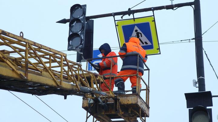 На улице Бородинской в Краснодаре завтра отключат светофор