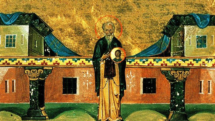 Преподобный Никита Исповедник. Православный календарь на 16 апреля