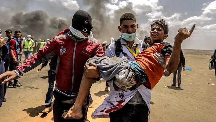 Как остановить «кровавую баню» Израиля в Палестине?
