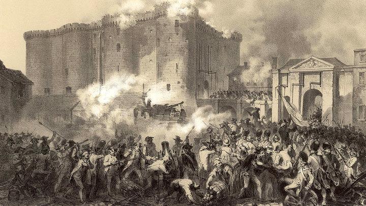 Один день в истории: Падение Бастилии