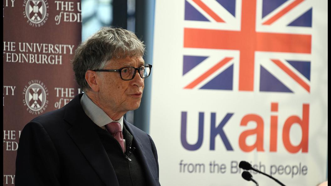 Билл Гейтс сыграет самого себя в«Теории огромного взрыва»