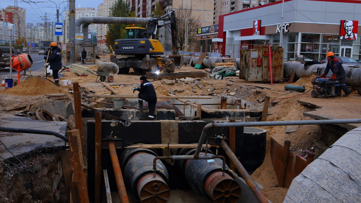 Глава Хакасии прервал поездку в Сочи из-за коммунальной аварии в Черногорске