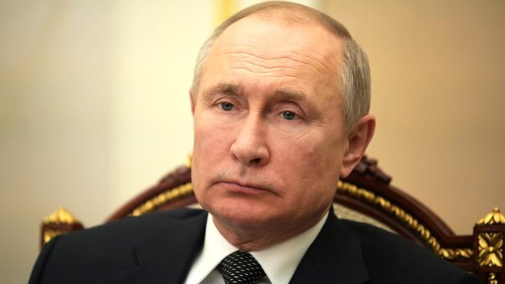 Путин пообещал Таджикистану поддержку на случай проблем с Афганистаном