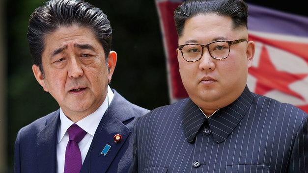 Ким может встретиться с Абэ в России