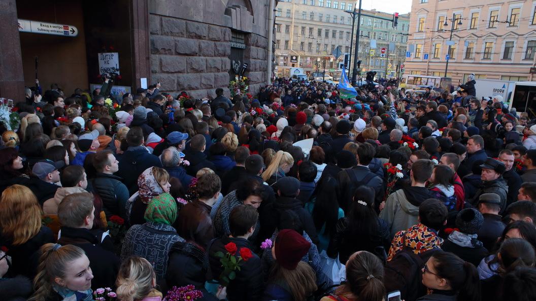 Последние из пострадавших в петербургском метро вернулись домой