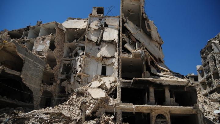 Названо число жертв удара ВВС проамериканской коалиции по Дейр-эз-Зору