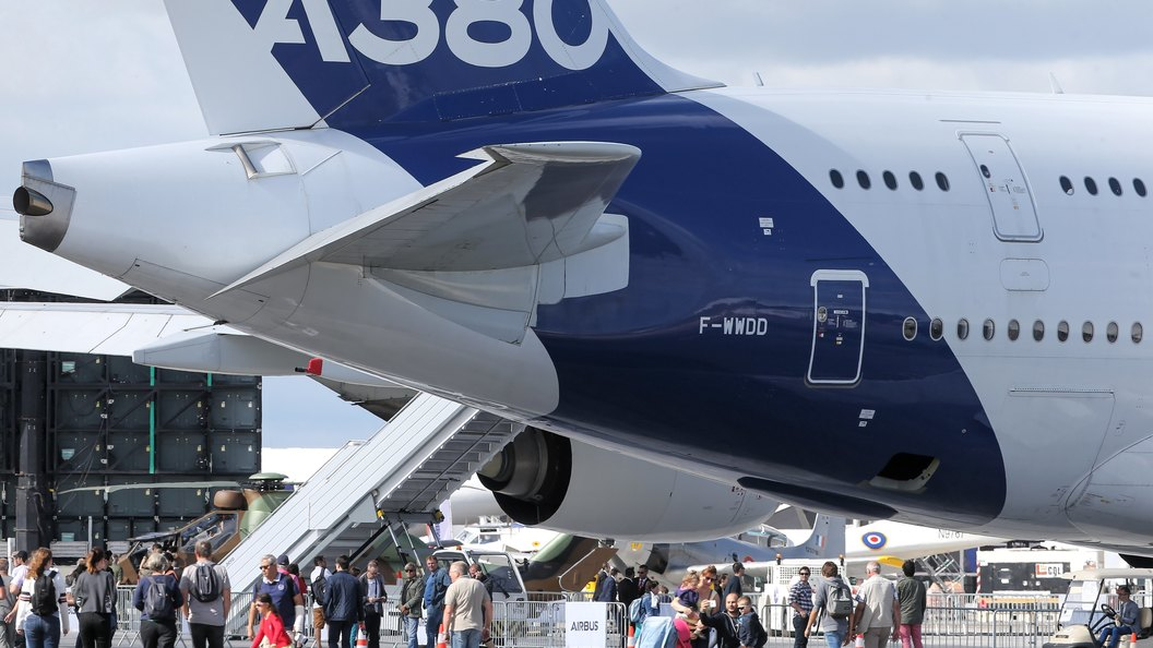 Китай купит у Airbus 140 самолетов для разных сегментов рынка
