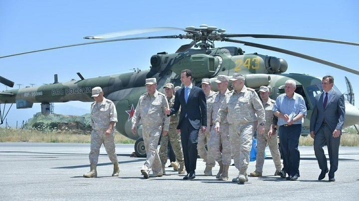 Генштаб: Сирийская армия переломила ситуацию в стране при поддержке России