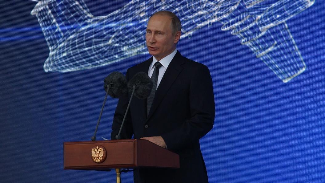 Путин сократил расходы бюджета новым бюджетным правилом